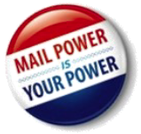mail power pin