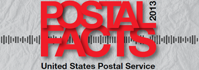 postal facts 2013